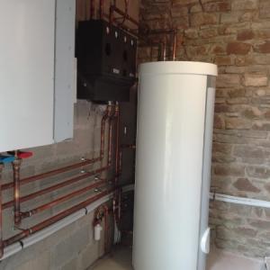 Installation chaudière
